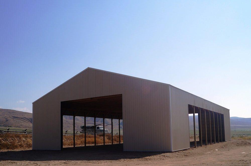 Pole Barn Construction | Central Structures Inc | Ozark
