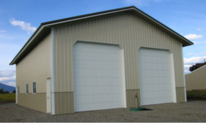 Custom Pole barns in Missouri