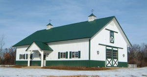 Pole Barn Maintenance Tips From Amish Barn Builders In