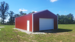 How to Clean a Pole Barn