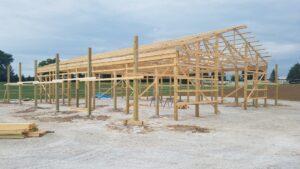 Process of Building a Pole Barn