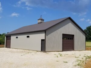 Benefits of Pole Barns for Event Space