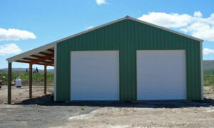Options for Heating Amish Pole Barns