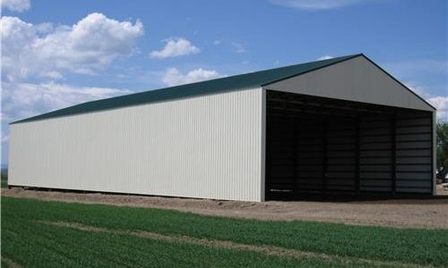 pole building in Missouri